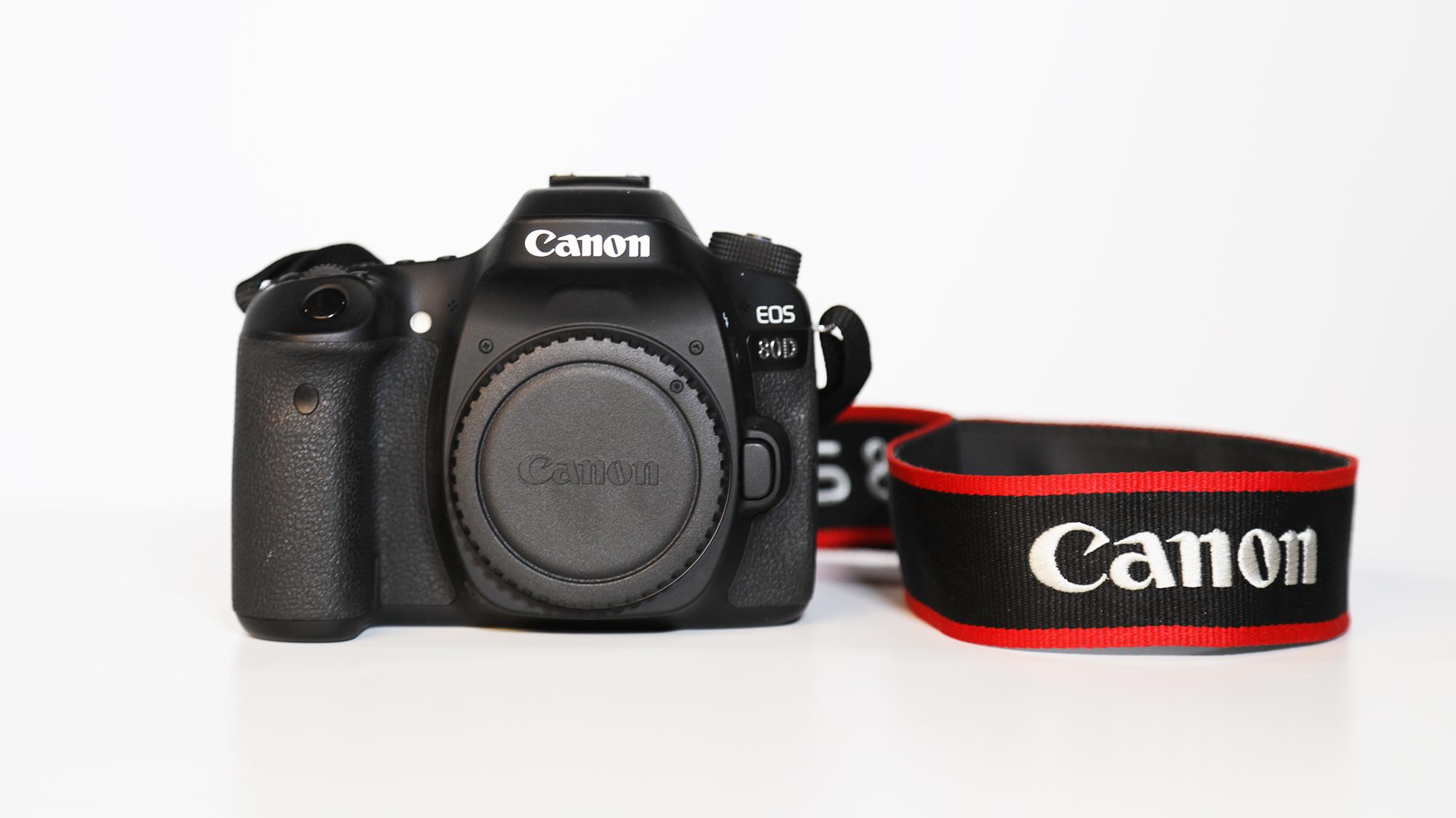 Canon EOS 80D (In-Studio Only, 2 Hours)